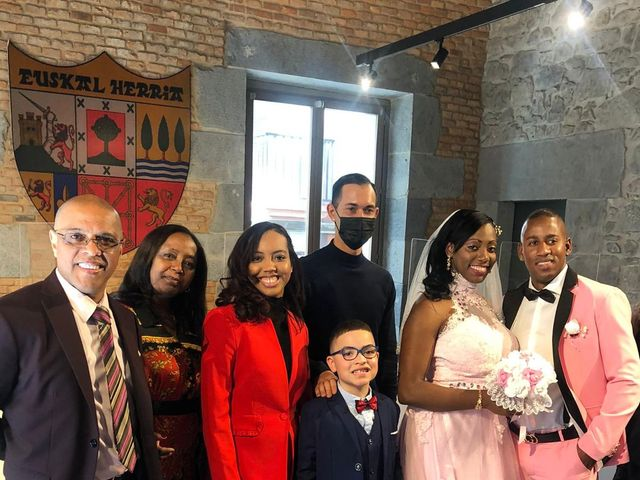 La boda de Aliuska  y Royddis en Tolosa, Guipúzcoa 2