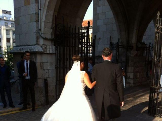 La boda de Ana y David en Santander, Cantabria 22