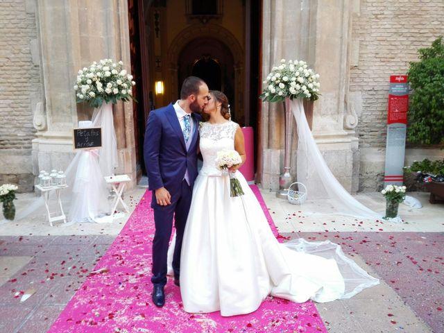La boda de Maria Isabel y Andrés