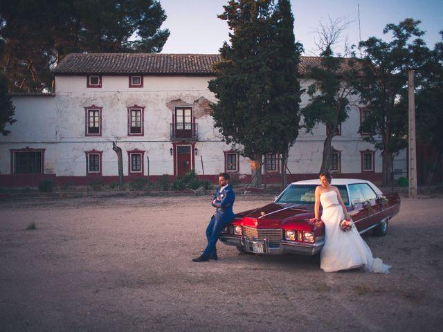 La boda de Inma y Juan Pedro