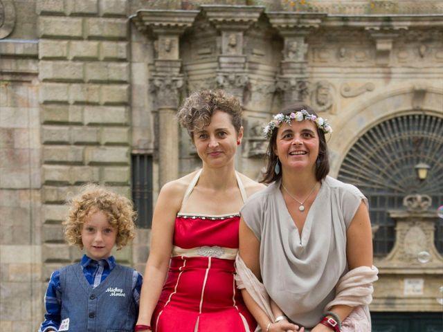 La boda de Patricia y Ana en Santiago De Compostela, A Coruña 3