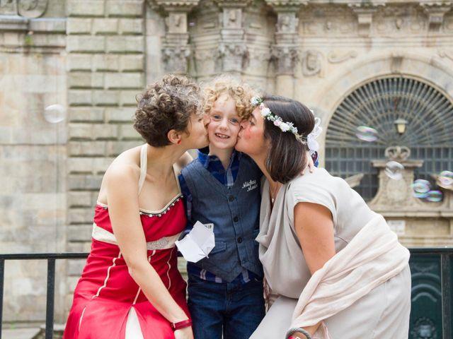 La boda de Patricia y Ana en Santiago De Compostela, A Coruña 1
