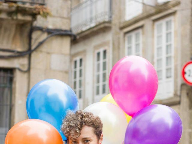 La boda de Patricia y Ana en Santiago De Compostela, A Coruña 10