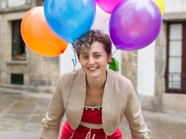 La boda de Patricia y Ana en Santiago De Compostela, A Coruña 11