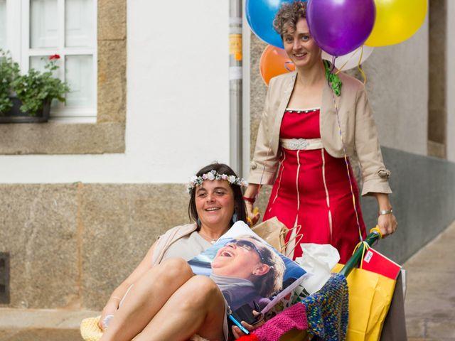 La boda de Patricia y Ana en Santiago De Compostela, A Coruña 15