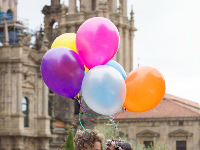 La boda de Patricia y Ana en Santiago De Compostela, A Coruña 19