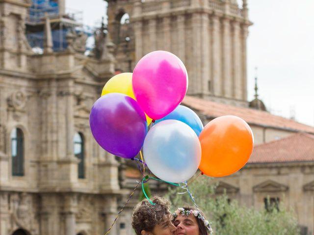 La boda de Patricia y Ana en Santiago De Compostela, A Coruña 20