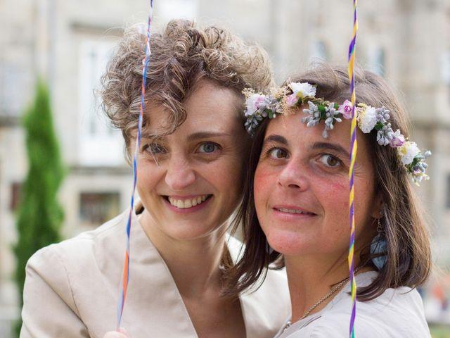 La boda de Patricia y Ana en Santiago De Compostela, A Coruña 22