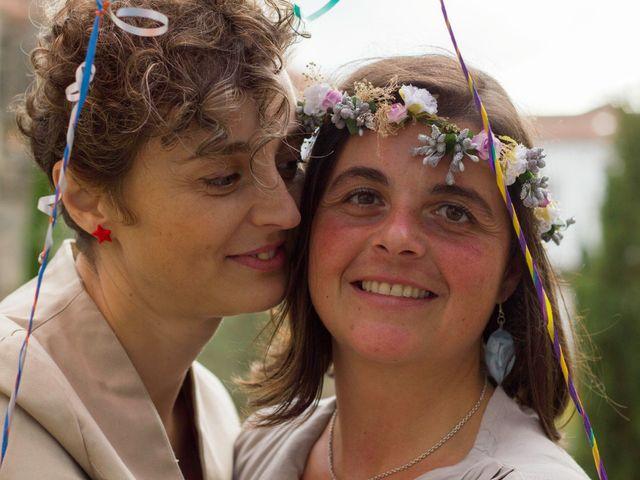 La boda de Patricia y Ana en Santiago De Compostela, A Coruña 24