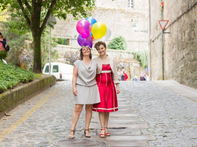 La boda de Patricia y Ana en Santiago De Compostela, A Coruña 31
