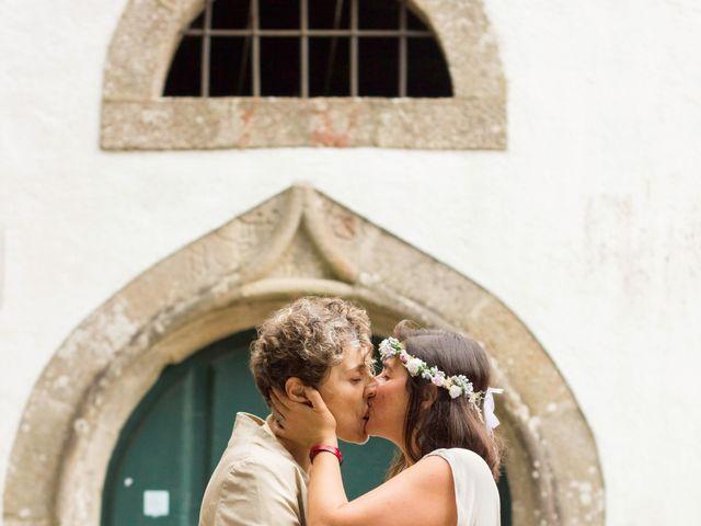 La boda de Patricia y Ana en Santiago De Compostela, A Coruña 37