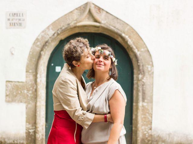 La boda de Patricia y Ana en Santiago De Compostela, A Coruña 39