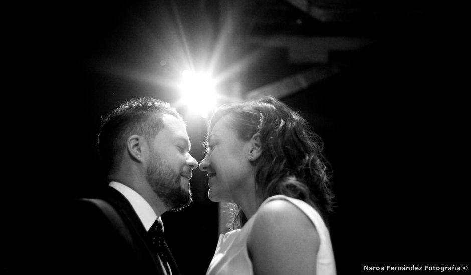 La boda de Juan Carlos y Patricia en Loiu, Vizcaya