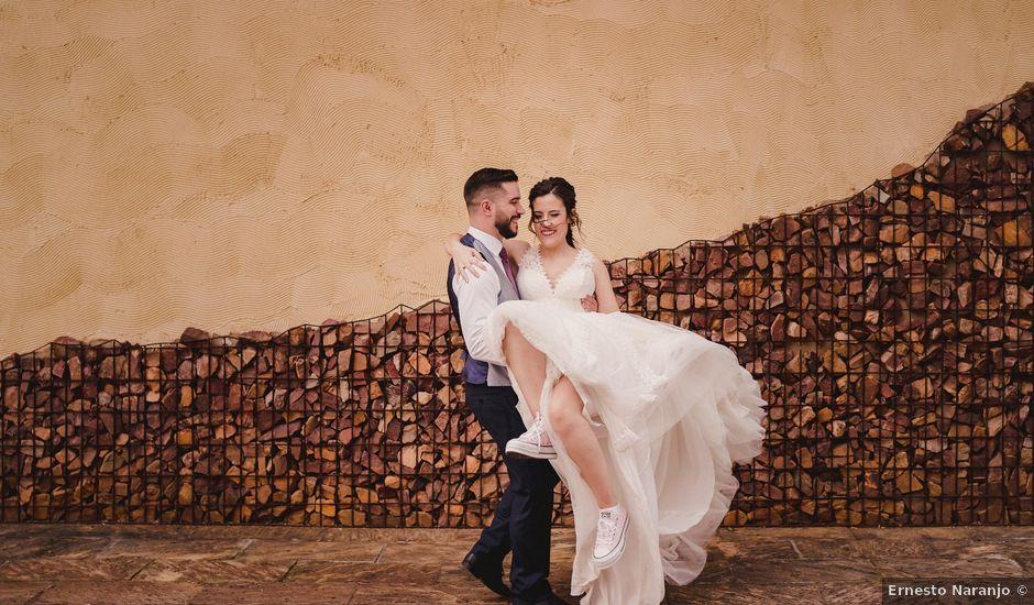 La boda de Adrián y Violeta en Ciudad Real, Ciudad Real