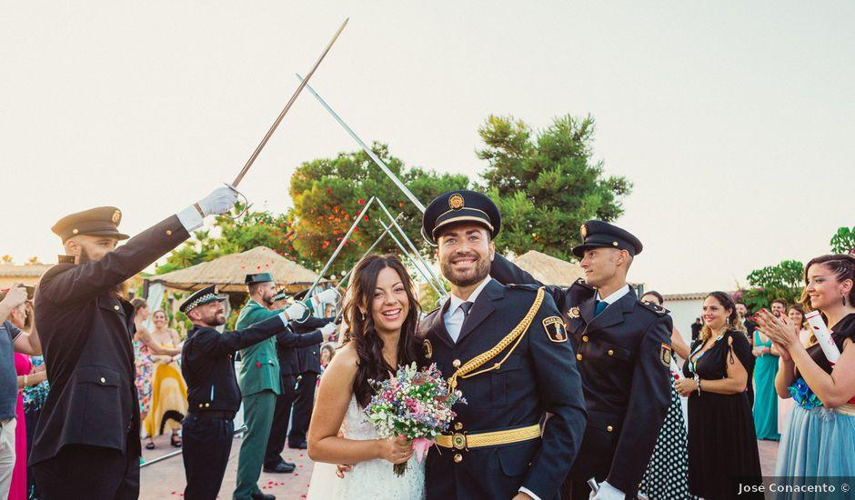 La boda de Juanmi y Vero en Sant Vicent Del Raspeig/san Vicente Del, Alicante