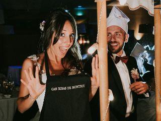 La boda de Zaida y Roger