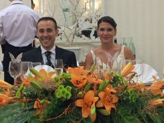 La boda de Rocío y Sergio