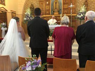 La boda de M. José y Dante 1