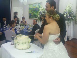 La boda de M. José y Dante