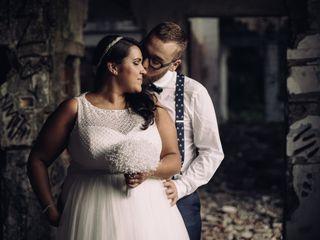La boda de Lore y Dani 1