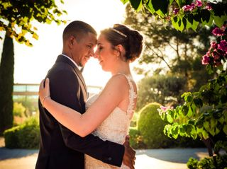 La boda de Diana y Esmilin