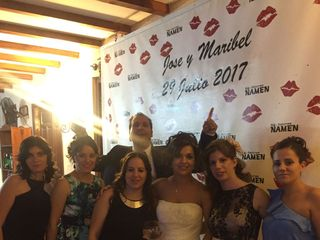 La boda de Maribel y Jose 2