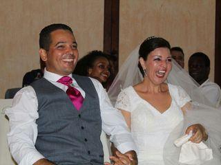 La boda de Isabella y Marcelo