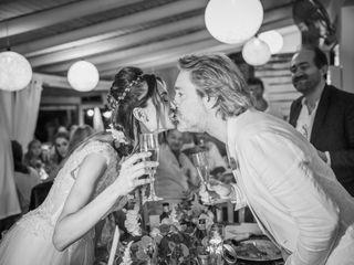 La boda de Elena y Martín