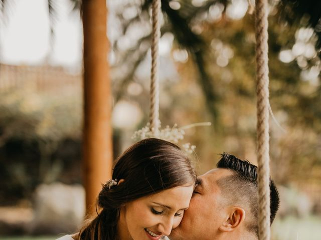 La boda de Yuna y Noemi en Galdar, Las Palmas 14