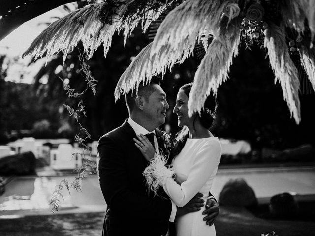 La boda de Yuna y Noemi en Galdar, Las Palmas 16