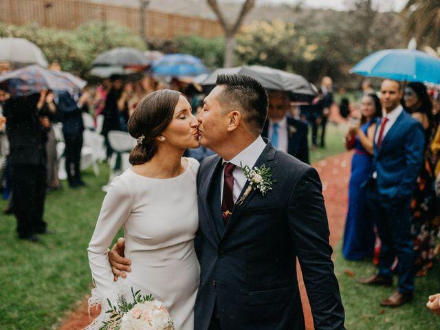 La boda de Yuna y Noemi en Galdar, Las Palmas 23