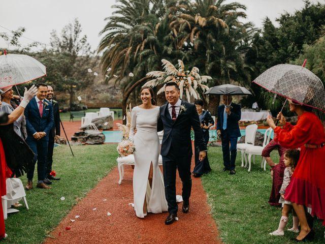 La boda de Yuna y Noemi en Galdar, Las Palmas 26
