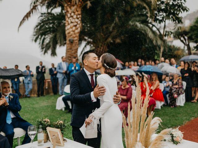 La boda de Yuna y Noemi en Galdar, Las Palmas 28