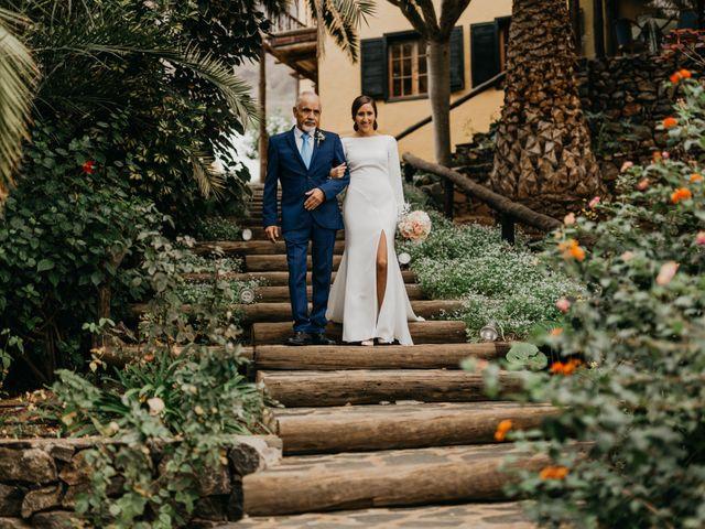 La boda de Yuna y Noemi en Galdar, Las Palmas 31