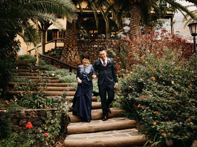 La boda de Yuna y Noemi en Galdar, Las Palmas 34