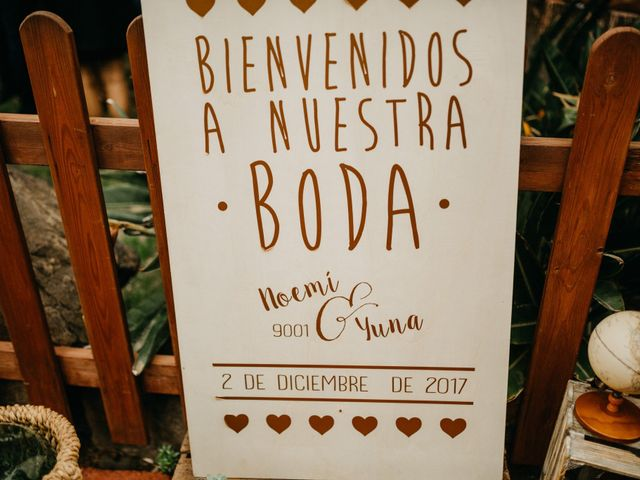 La boda de Yuna y Noemi en Galdar, Las Palmas 35