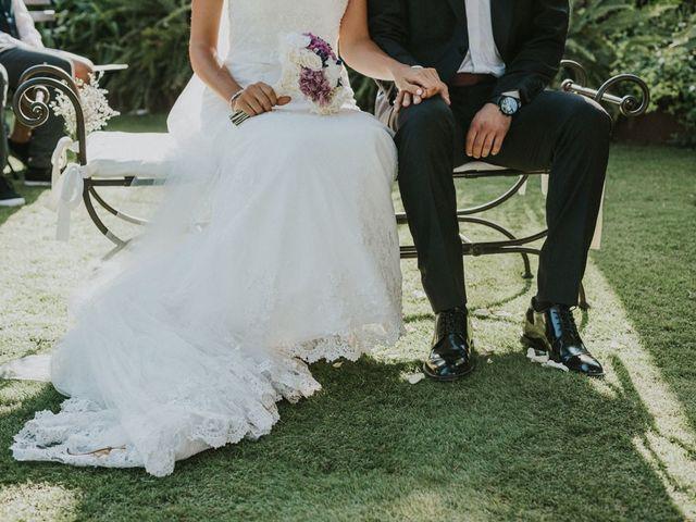 La boda de Roger y Zaida en Bigues, Barcelona 6