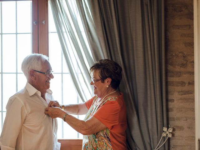 La boda de Javier y Isabel en Alboraya, Valencia 13