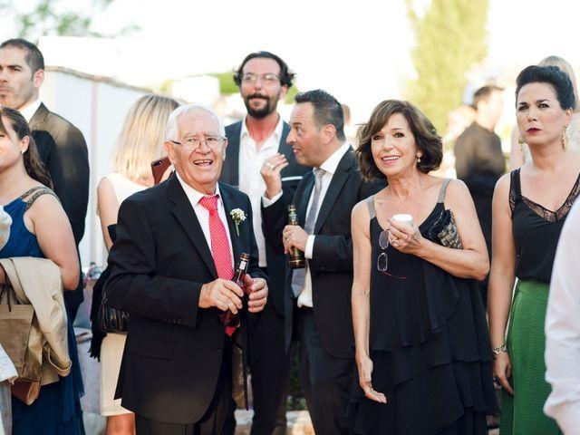La boda de Javier y Isabel en Alboraya, Valencia 28