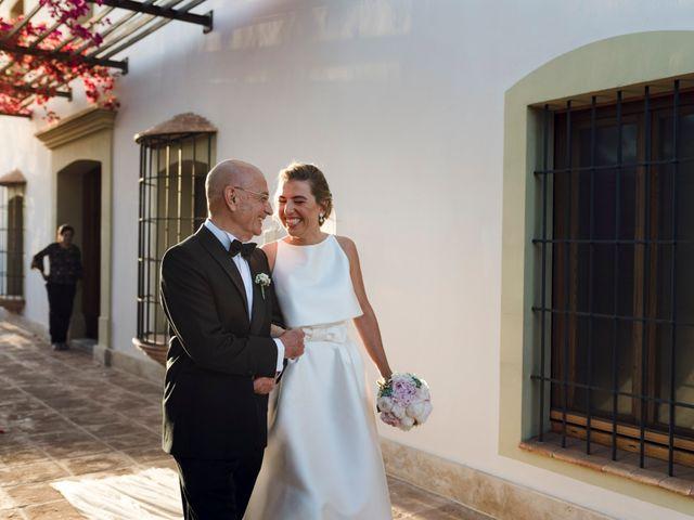La boda de Javier y Isabel en Alboraya, Valencia 31