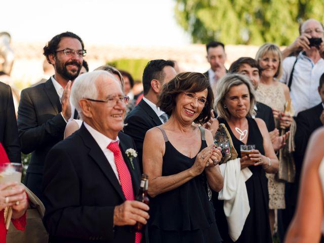 La boda de Javier y Isabel en Alboraya, Valencia 32