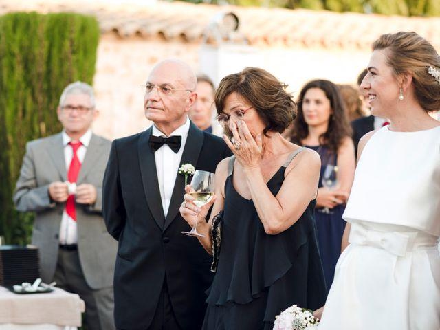 La boda de Javier y Isabel en Alboraya, Valencia 39