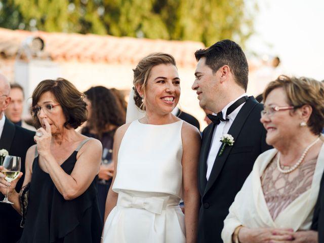 La boda de Javier y Isabel en Alboraya, Valencia 40