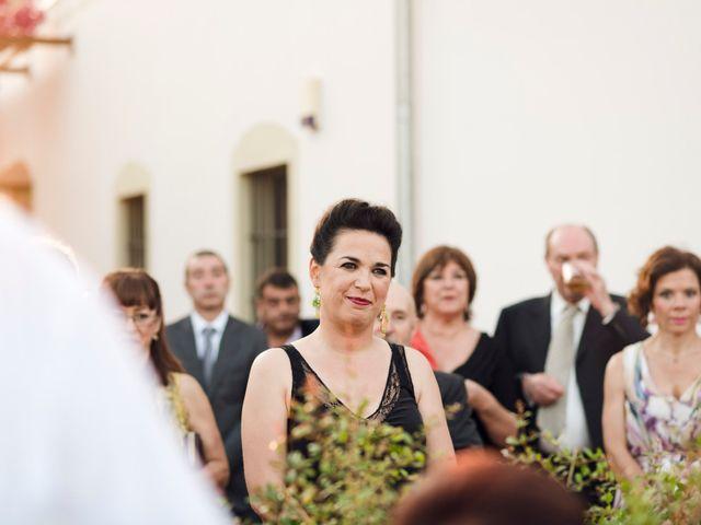 La boda de Javier y Isabel en Alboraya, Valencia 41