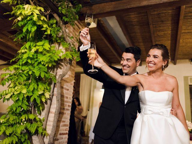 La boda de Javier y Isabel en Alboraya, Valencia 44