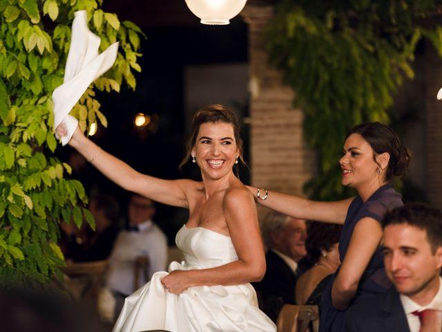 La boda de Javier y Isabel en Alboraya, Valencia 45