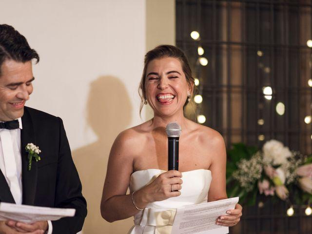 La boda de Javier y Isabel en Alboraya, Valencia 50