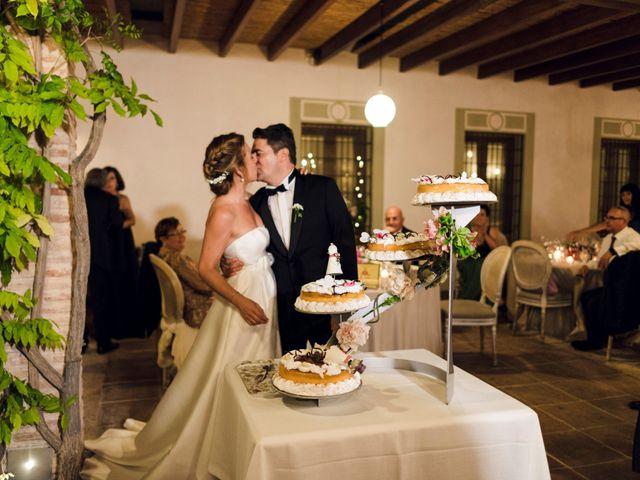 La boda de Javier y Isabel en Alboraya, Valencia 52