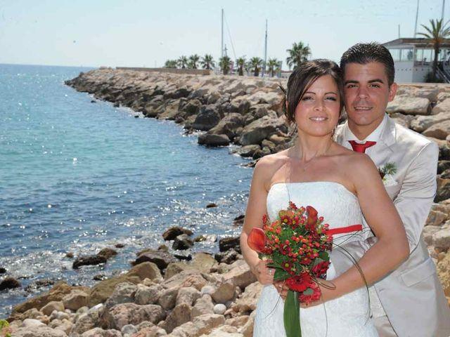 La boda de Pedro y Yoli