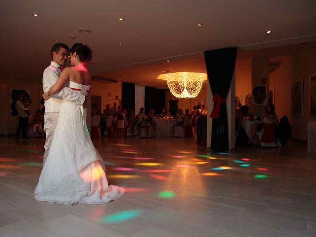 La boda de Yoli y Pedro en Sitges, Barcelona 2